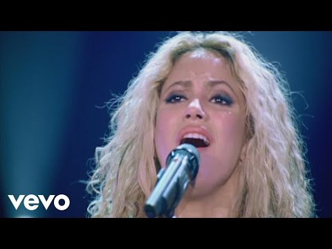 The One - Shakira  (Video)
