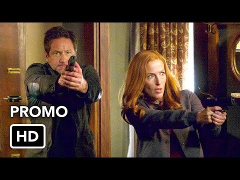 "The X-Files Season 11 ""The Saga Continues"" Promo (HD)"