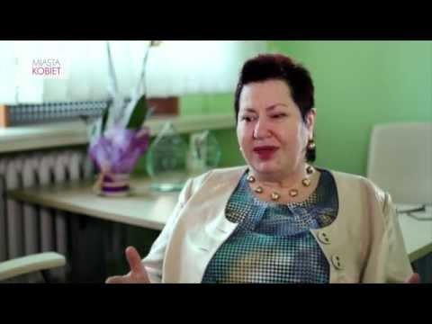 Czesława Marciniak - Kobieta z Pasją 2013/2014