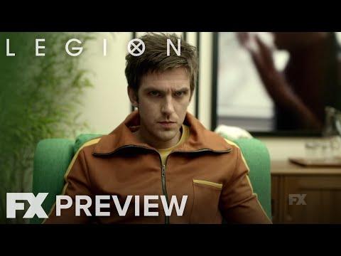 Legion Season 1 Promo 'Powerful Sorry'