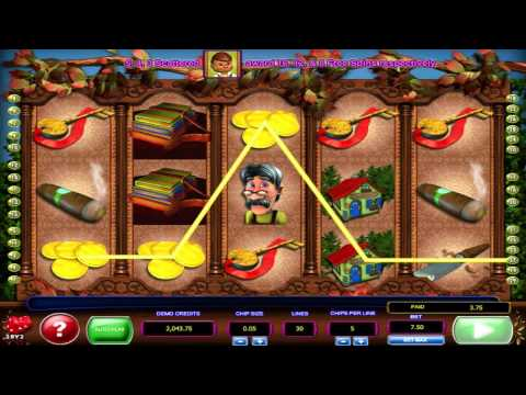 Pinocchio`s Fortune™ slot by 2by2 Gaming video game preview