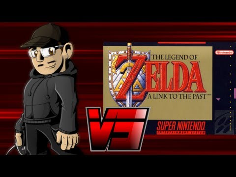 Somecallmejohnny - Time to journey back to the Super Nintendo with the next game in the Zelda Marathon. A Link to the Past, similar to games like Super Mario World, introduced ...