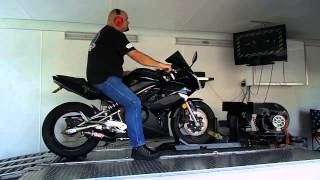 10. 2009 Kawasaki Ninja 650R Dyno Tune