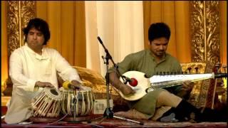 MERU Concert -  Arnab Chakrabarty With Sandip Bhattacharya - Ragas Miyan Ki Malhar And Gaud Malhar