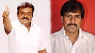 Ex Service Man files case on CAPTAIN Vijayakanth