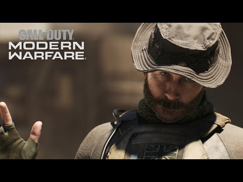 Call of Duty Modern Warfare Captain Price goes to Farah!