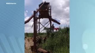 Dupla presa por furto em Mineiros do Tietê
