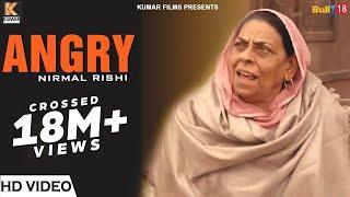 Video Angry Nirmal Rishi - Best Scene 2018   Latest Punjabi Movies 2018   Kumar Films MP3, 3GP, MP4, WEBM, AVI, FLV September 2018