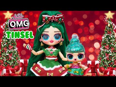 LOL OMG Makeover DIY Tinsel Big Sister OMG Fashion Doll
