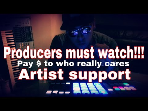 Producers/beatmakers MUST WATCH (artist need to hear this)