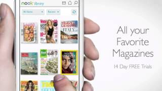 NOOK: Read eBooks & Magazines YouTube video