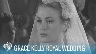 Karališkosios vestuvės. Grace Kelly ir Princas Rainer III (1956 metai)