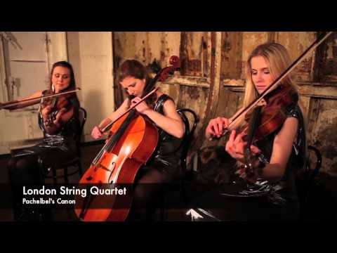 London String Quartet - Pachelbel's Canon