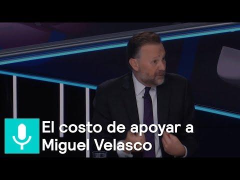 El costo de apoyar a Manuel Velasco - Tercer Grado