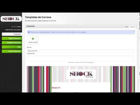 Sistema de Envío de Newsletter para Agencia de Modelos