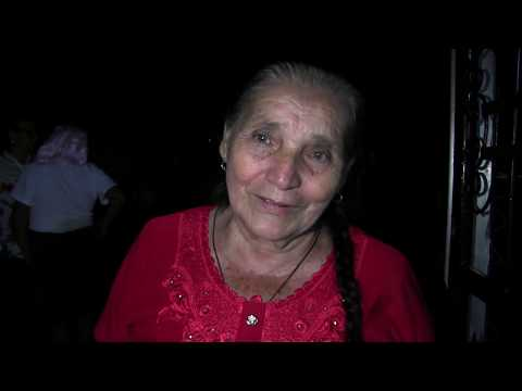 Saludando a los familiares finalizamos en casa de doña Natalia en Agua Zarca - Ediciones Mendoza (видео)