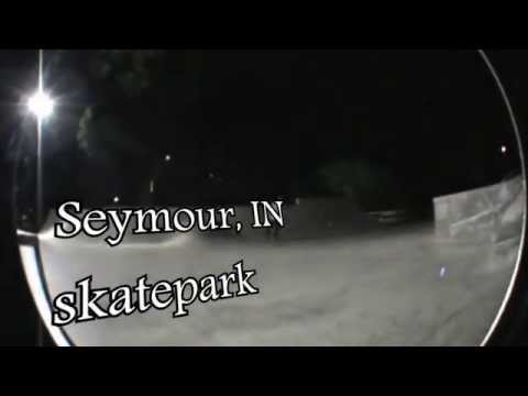 Seymour, IN skate park