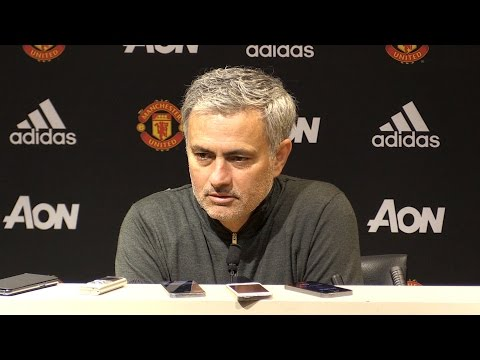 Manchester United 2-0 Hull City - Jose Mourinho Full Post Match Press Conference - EFL Cup (видео)