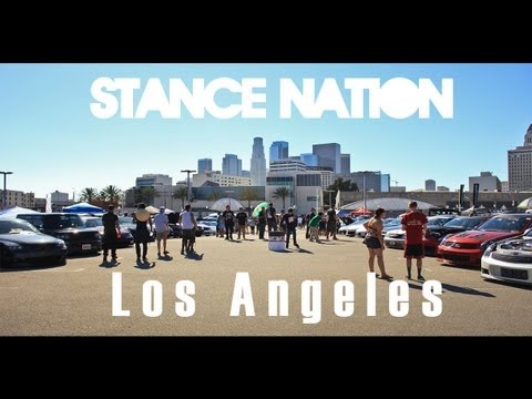 StanceNation Los Angeles 2013