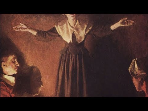The Puritans | Witchcraft in the Colonies | Anne Hutchinson | Antinomianism