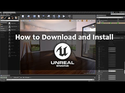 How To Download And Install Unreal Engine [Tutorial]