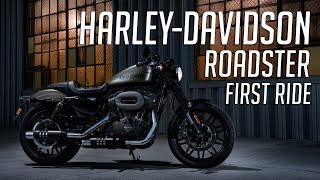 8. 2018 HARLEY-DAVIDSON ROADSTER // FIRST RIDE & REVIEW