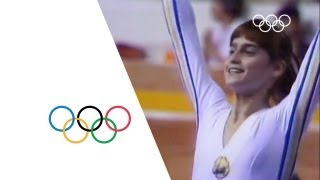 In the 1976 Montreal Olympic Games Nadia Comaneci became the first gymnast in Olympic history to be awarded the perfect ...