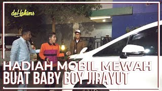 Video HADIAH MOBIL MEWAH BUAT BABY BOY JIRAYUT MP3, 3GP, MP4, WEBM, AVI, FLV April 2019