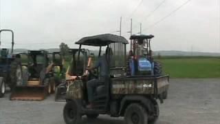 6. Kubota RTV900 4x4 Diesel
