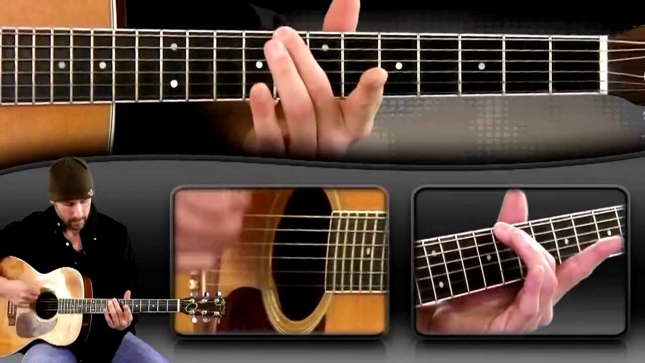 Goo Goo Dolls – Iris Guitar Lesson