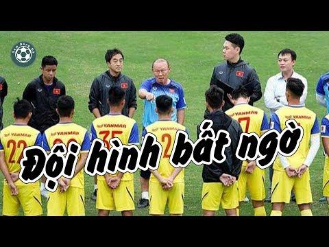 U23 Việt Nam vs U23 Indonesia và chiến thuật dùng người của HLV Park Hang Seo @ vcloz.com