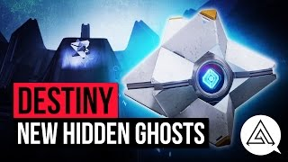 Destiny: Age of Triumph Guide to All hidden Ghost locations