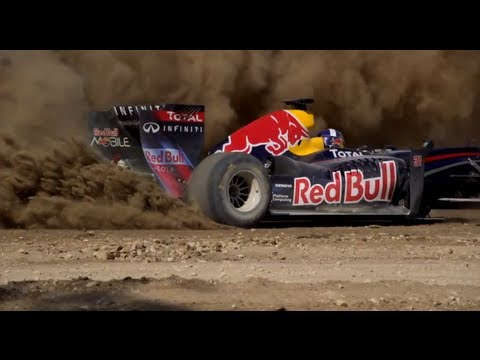 Redbull Racing on OZ in Texas