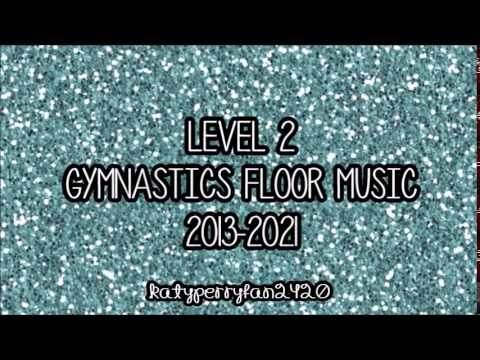 Level 2 Gymnastics Floor Music 2013 2021