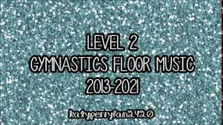 Download Lagu Level 2 Gymnastics Floor Music 2013-2021 Mp3