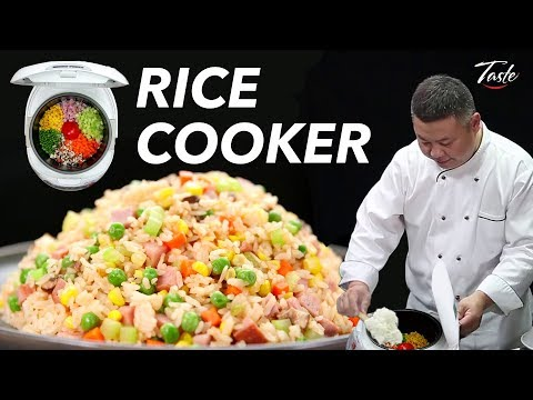 Simple Rice Cooker Recipes That Are Awesome