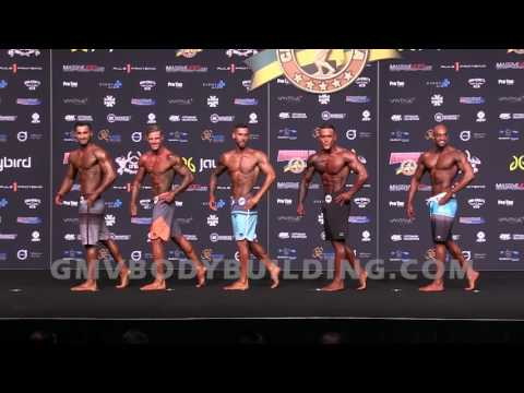 2017 IFBB ARNOLD AUSTRALIA AMATEUR MEN'S PHYSIQUE & MODEL SEARCH From GMV Bodybuilding