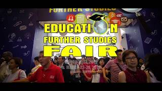 Sureworks Education & Further Studies Fair Mar 2019 promo video