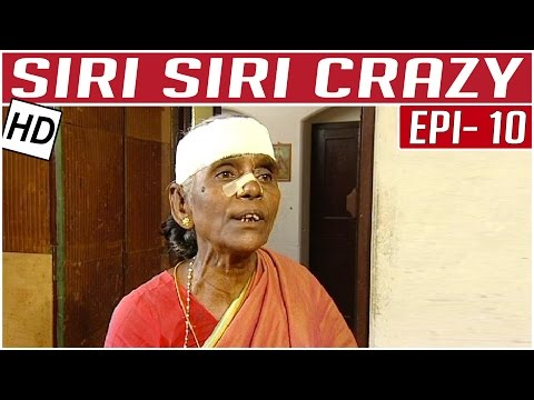 Siri-Siri-Crazy-Tamil-Comedy-Serial-Crazy-Mohan-Episode-10-Kalaignar-TV