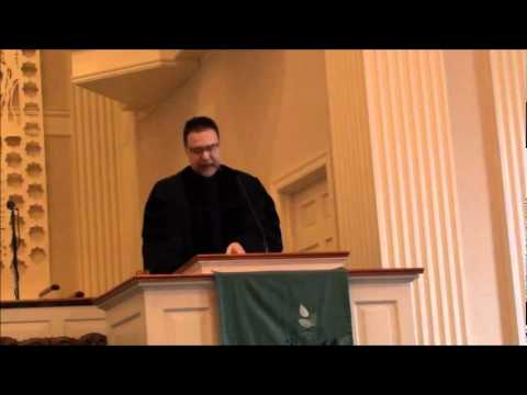 morally repugnant actions - Baptist Rev. Michael Usey's sermon on NC Amendment One (Marriage Amendment) on Feb 19, 2012, titled