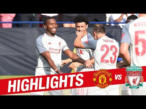 Highlights: Man United 1-4 Liverpool | Shaqiri's Wonder Strike In Michigan