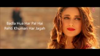 Video PEHLI DAFA FULL SONG WITH LYRICS - ATIF ASLAM | ILEANA D'CRUZ download in MP3, 3GP, MP4, WEBM, AVI, FLV January 2017
