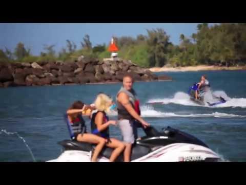 最新水上運動,比海豚跳更高!