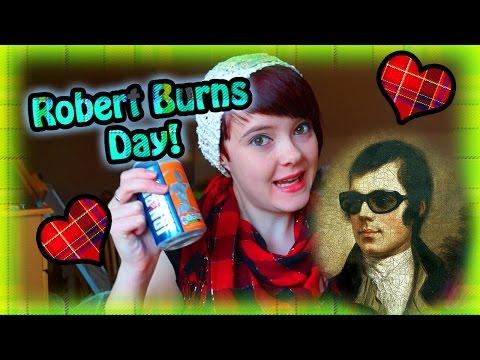 Happy Robert Burns Day! (Scottish Celebration)