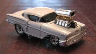 CGR Garage - '58 IMPALA Muscle Machines Review