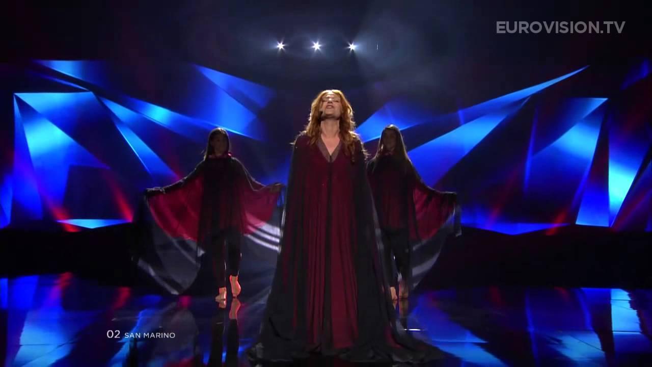 Valentina Monetta - Crisalide (San Marino 2013)
