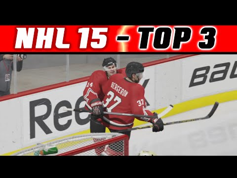 NHL 15: TOP 3 Highlights #10 - Fast Goals