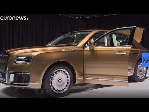 Aurus Senat L700: Eine Limousine aus Russland