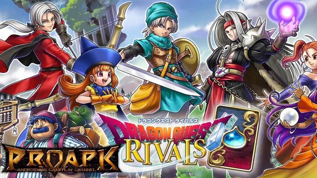 Dragon Quest Rivals - ドラゴンクエストライバルズ