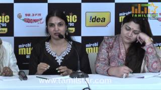 Mirchi Music Awards 2013 Curtain Raiser Press Meet